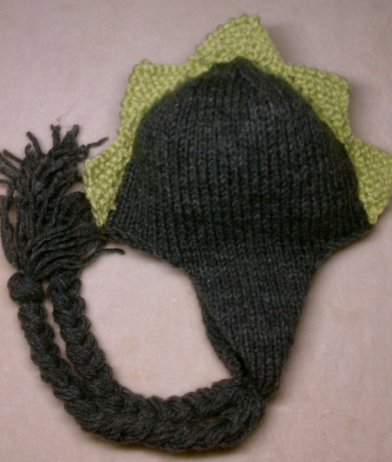how to make frills on a beanie