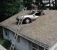 kereta masuk bumbung