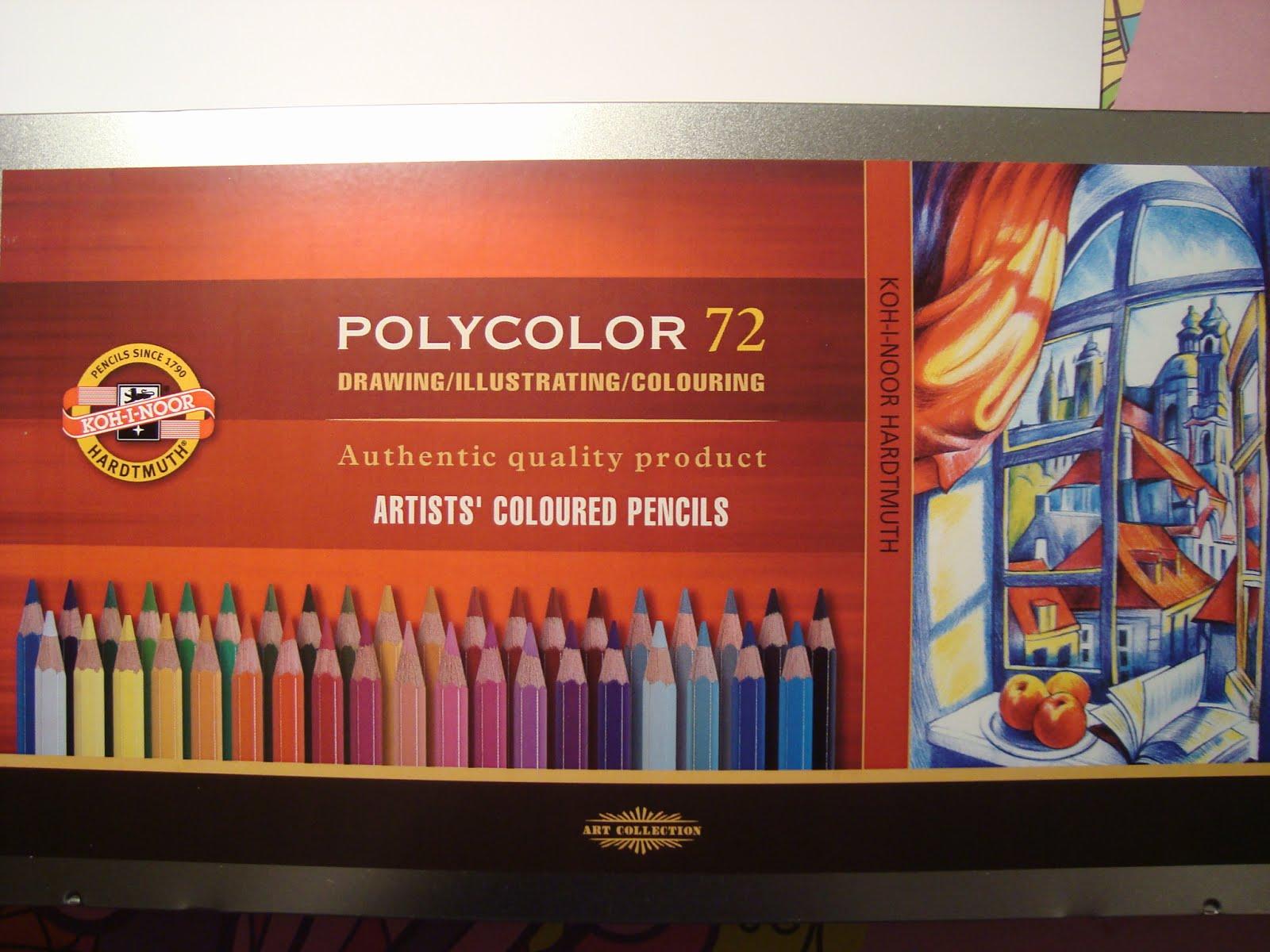 Polycolor Komplettset
