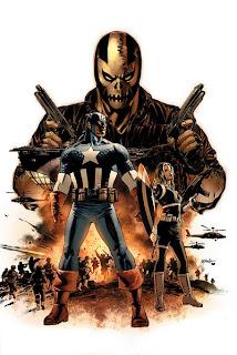 villain Crossbones in the Marvel Studios film Captain America: The