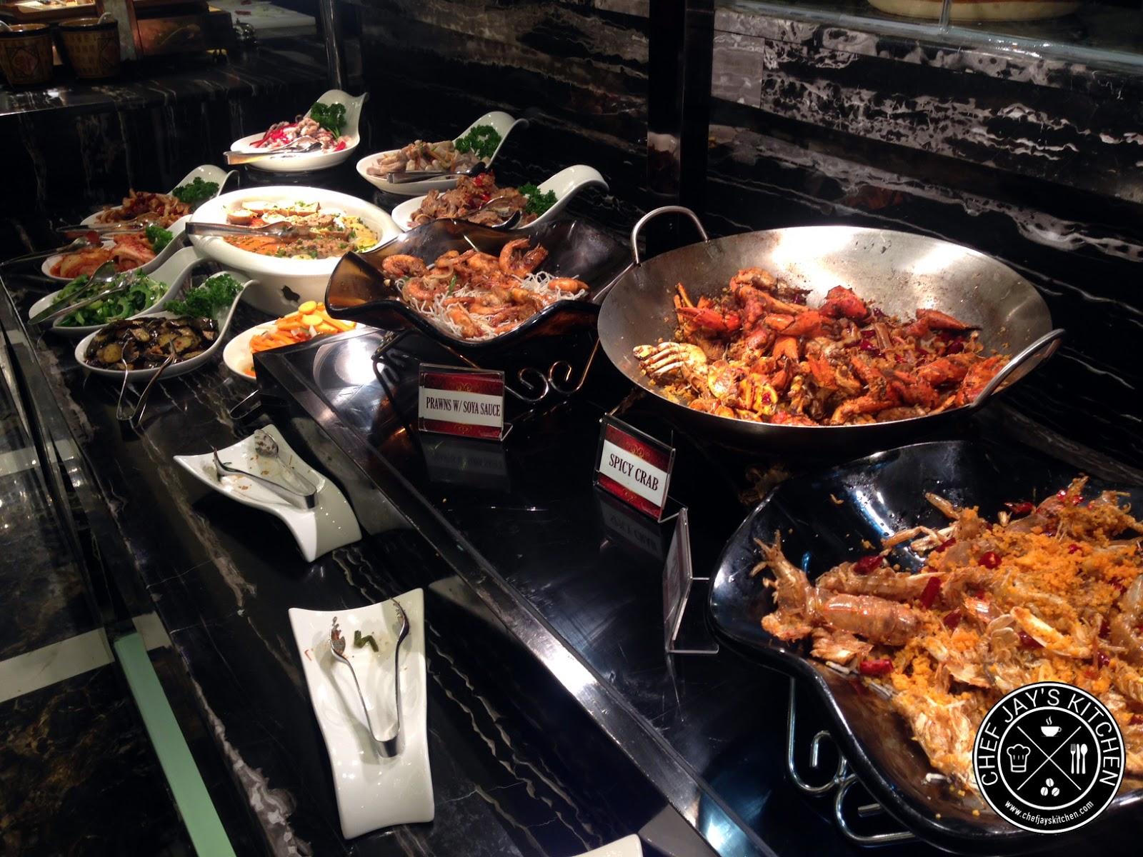 Buffet 101 international cuisine a sea of food at the - Best international cuisine ...