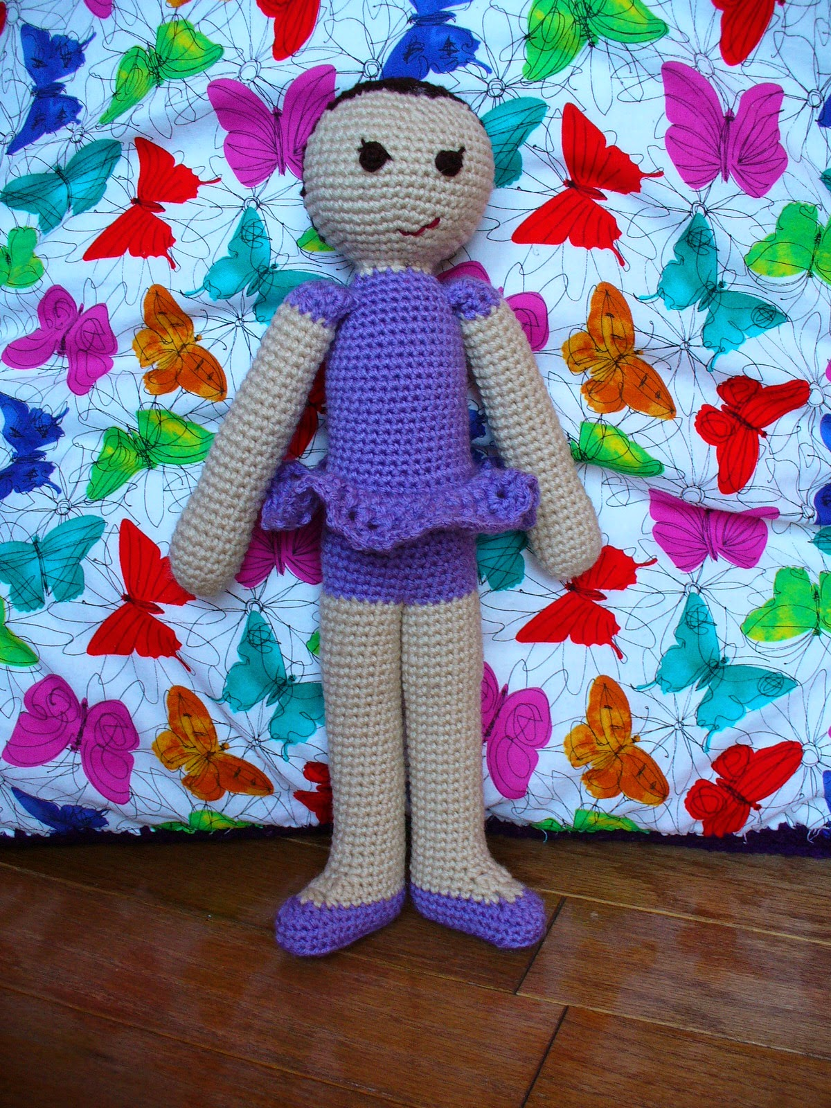 Amigurumi Pattern Person : Sanity by Stitches: Amigurumi Person - Pattern