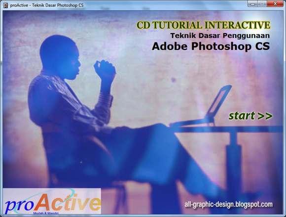Video Tutorial Adobe Photoshop Bahasa Indonesia