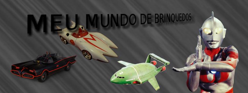 MEU MUNDO DE BRINQUEDOS