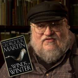 """Nuevo capítulo de """"Los Vientos del invierno"""" penúltimo libro de la saga Canción de Hielo y Fuego de George R.R. Martin"""