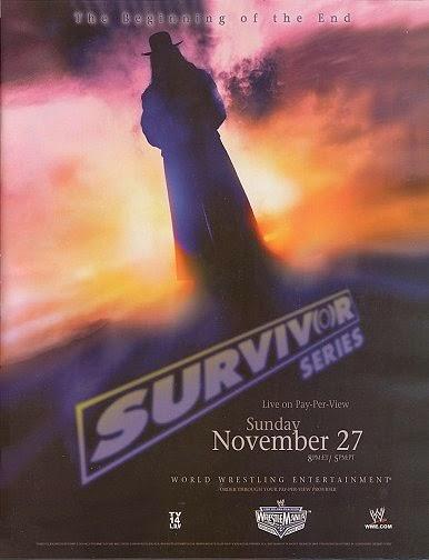 the history of wwe survivor series part 7 2005 2007 enuffa com