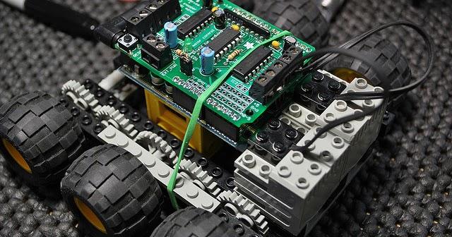 Arduino raspberry notepad un robot à base de