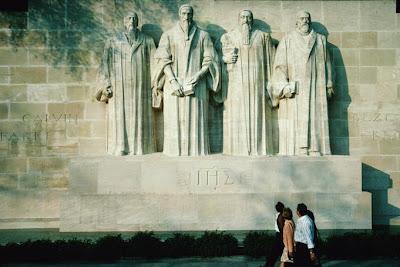 Ginevra Riforma Monument