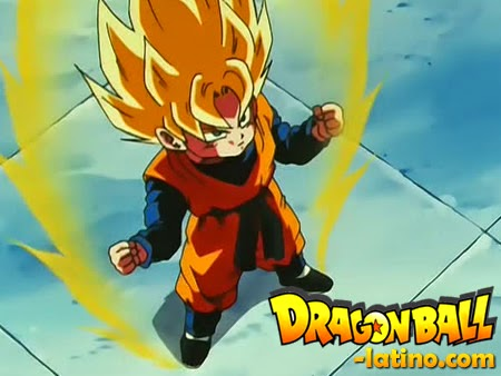 Dragon Ball Z capitulo 212