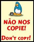 Não copie!!