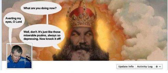 Funny Facebook Timeline