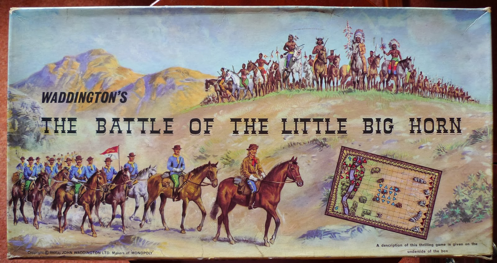 the battle of little bighorn The battle of the little bighorn was fought along the ridges, steep bluffs, and ravines of the little bighorn river, in south central montana on june 25-26, 1876.