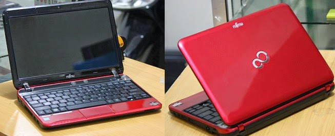 laptop second fujitsu ph531 harga
