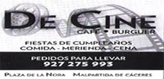 CAFE DE CINE