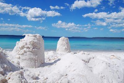 Rekod Pantai Pasir Terputih Di Dunia - Info minda
