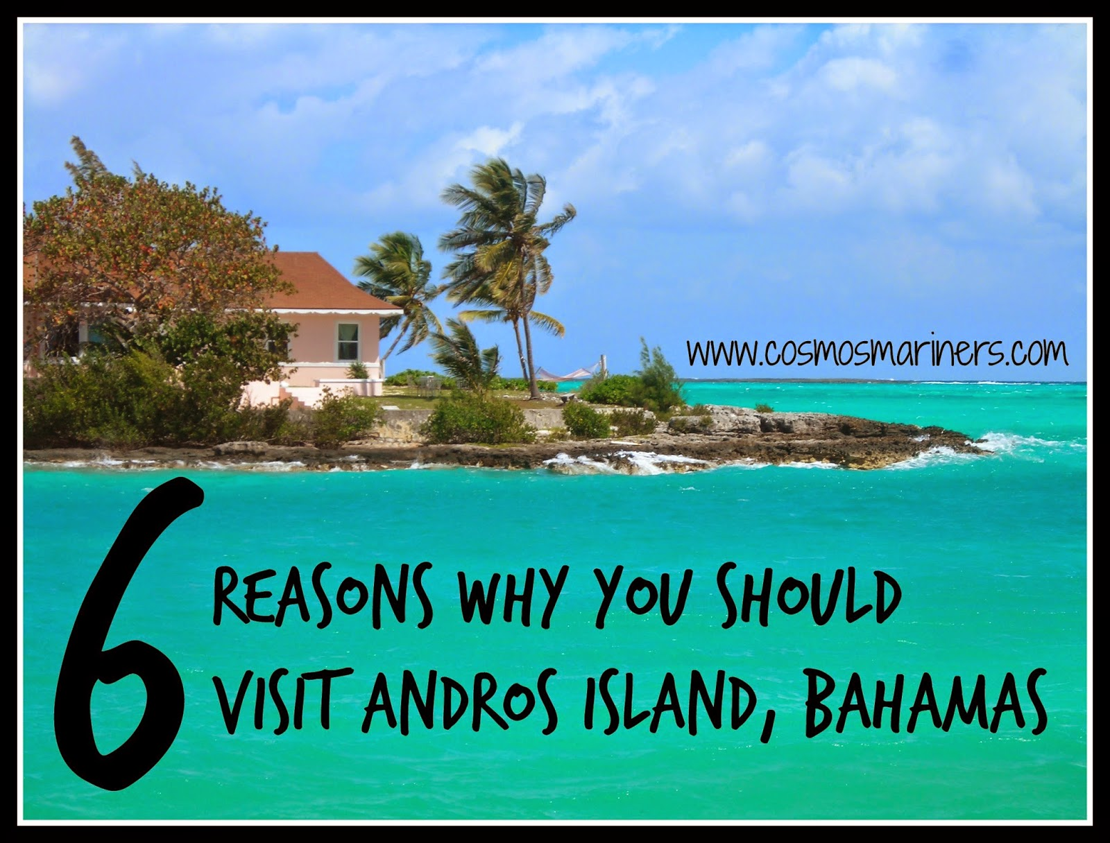 Would you ever choose to take an off the beaten path bahamian vacation