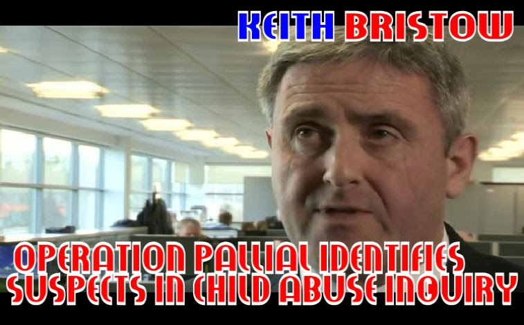 Keith Bristow of the National Crime Agency is 'confident' of more arrests