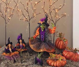 Centro de Mesa, Halloween, parte 1