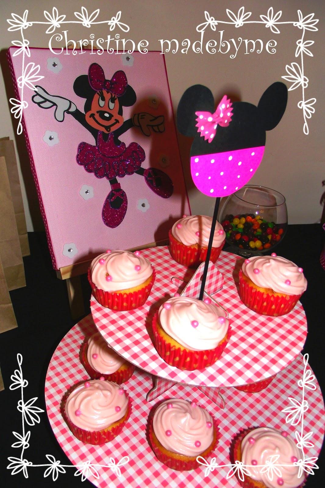 cupcakes με γλάσο