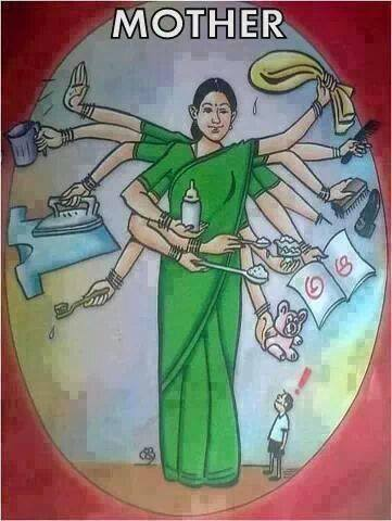 Salute to all the mothers in the World.