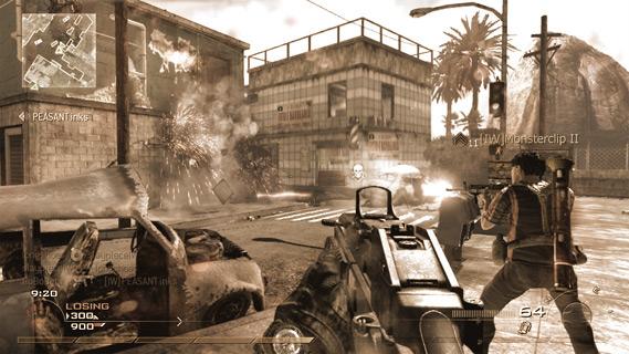 Call Of Duty 6 Modern Warfare 2 PC AlterIWnet [Multiplayer Online en Red]