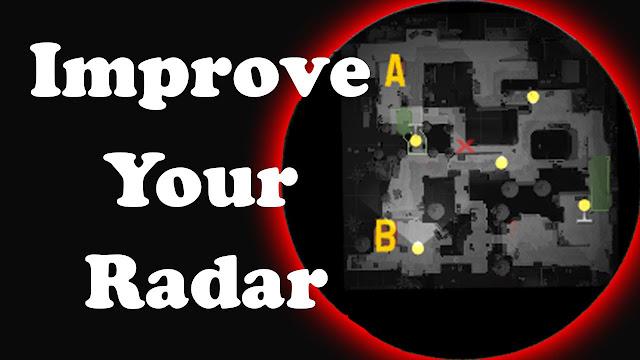 how to show radar in csgo