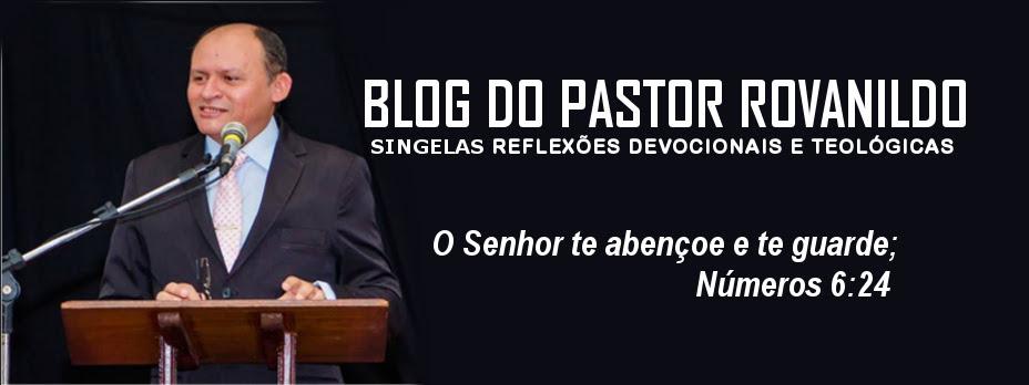 Pastor Rovanildo