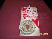 CC Challenge #1: Valentines Tag