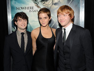 foto bintang film harry potter