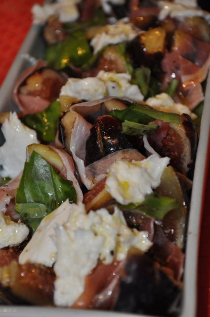 ... in LA: Cook: Jamie Oliver's The Easiest, Sexiest Salad in the World
