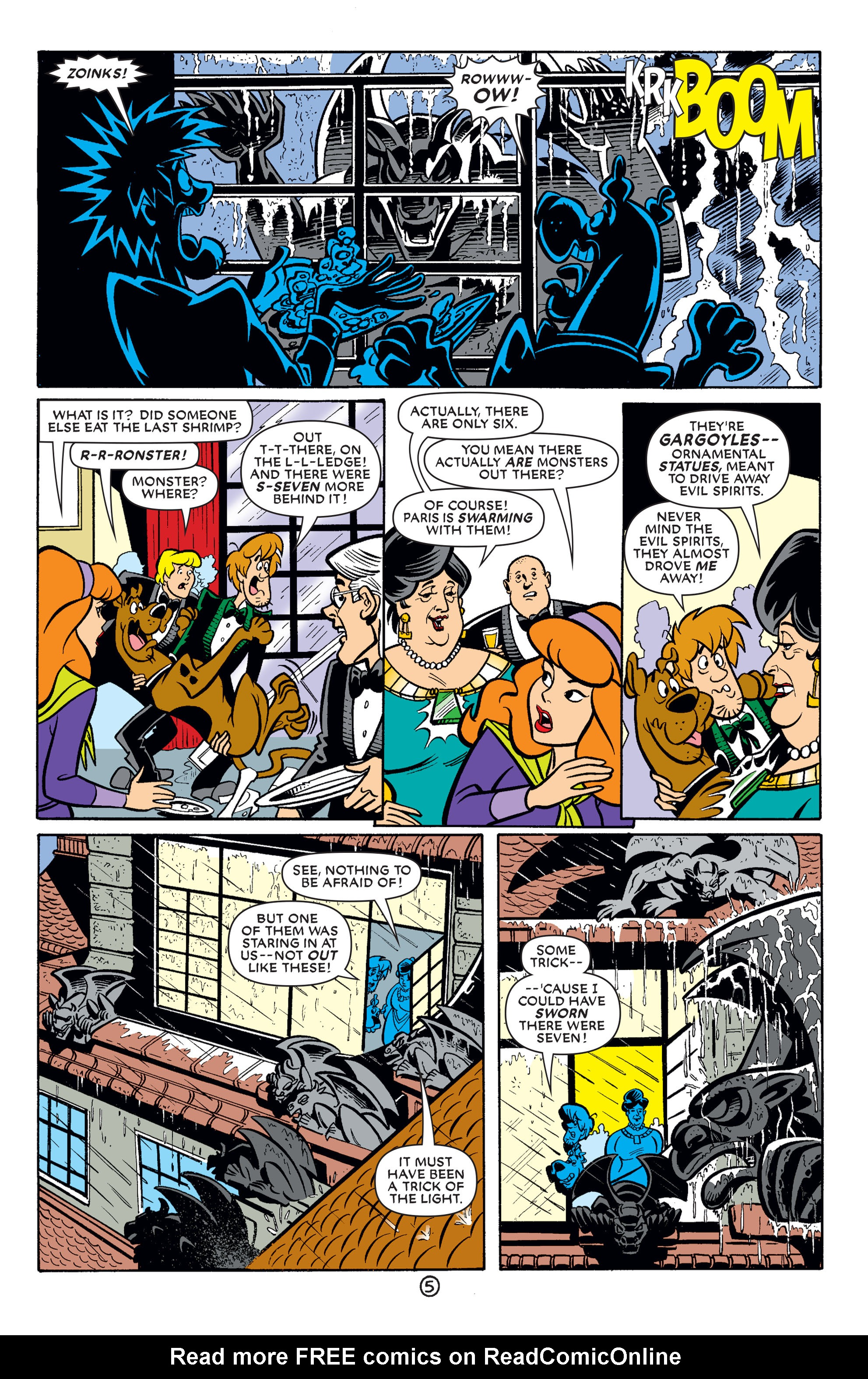 Read online Scooby-Doo (1997) comic -  Issue #60 - 6