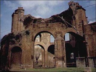 Templo de Minerva Medica. Iglesias por el mundo. Iglesias del mundo. Basilica Cristiana