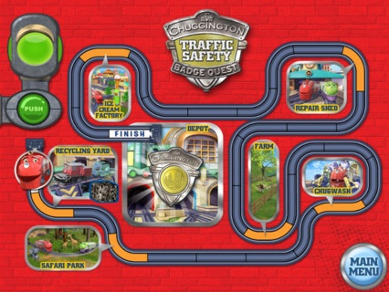 Chuggington safety app