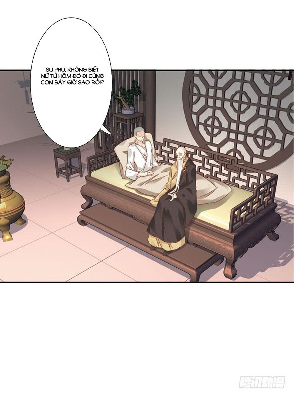 Thiền Tâm Vấn Đạo chap 35 - Trang 58
