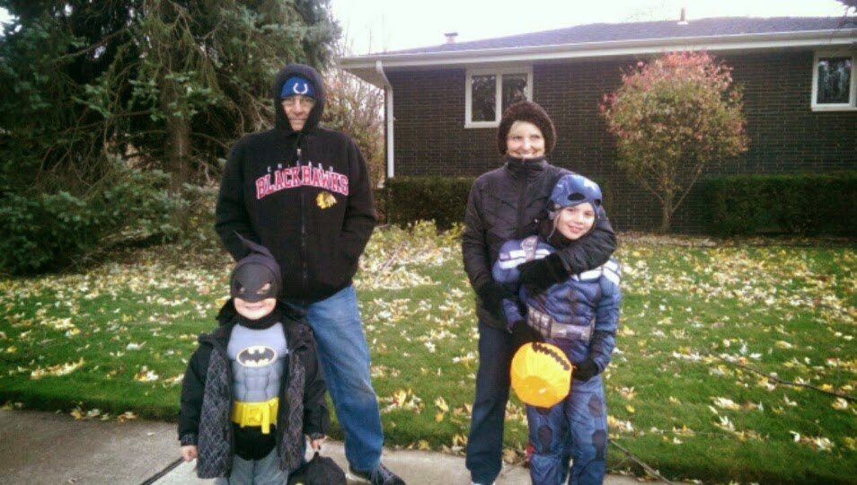 A Cold Halloween Night with Tyler & Zack