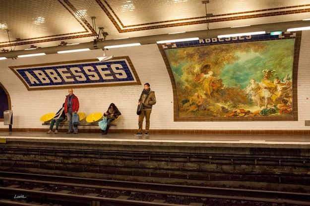 artist Etienne Lavie