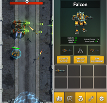 Shooting Game of the Month – Mecha