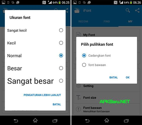 ifont donate full apk download