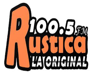RUSTICA 100.5 FM - TEMBLADOR