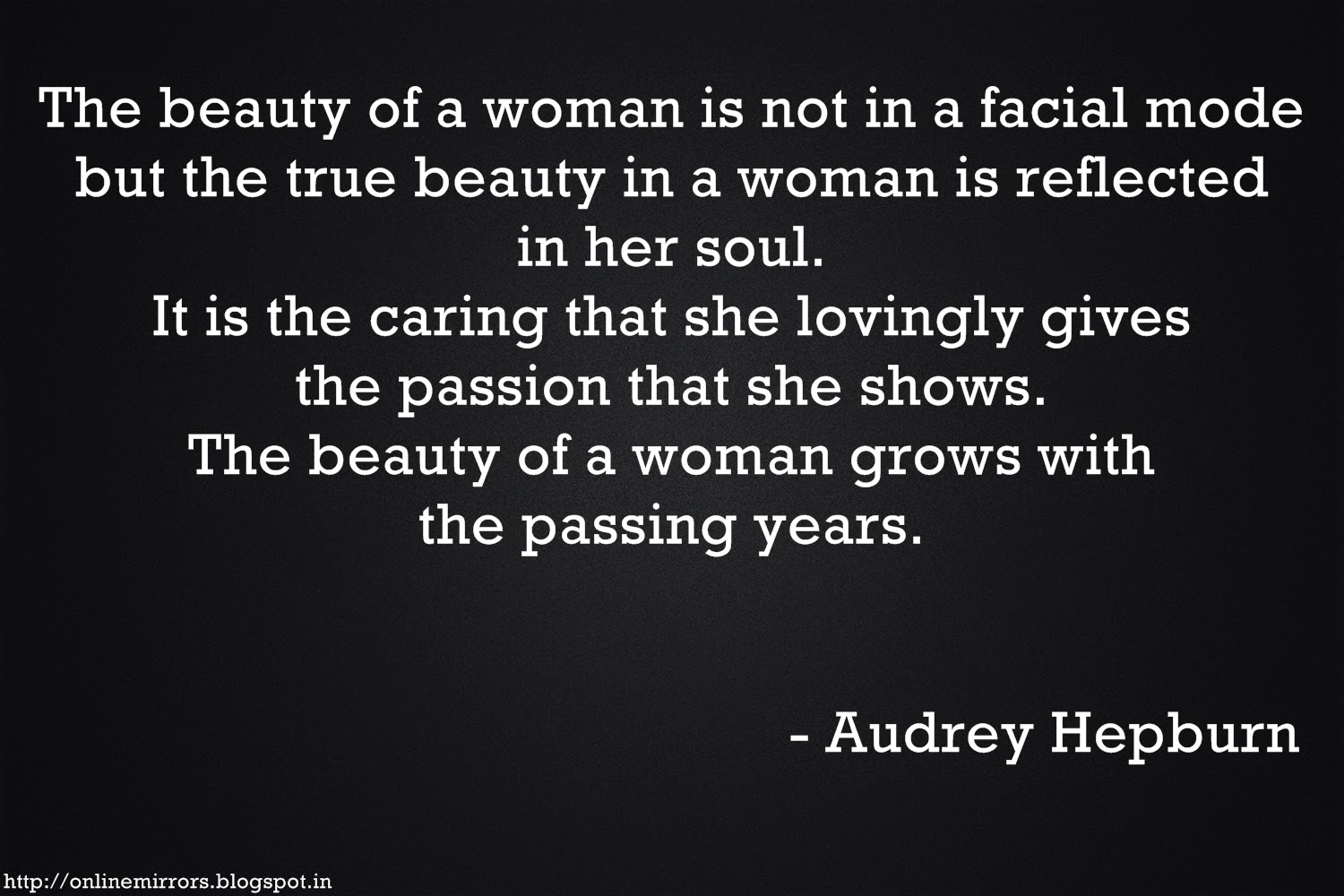 Beautiful Quotes on Beauty of a Woman Beautiful Woman Quote The