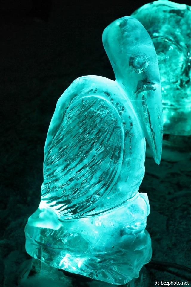 ледяные фигуры на поклонной горе