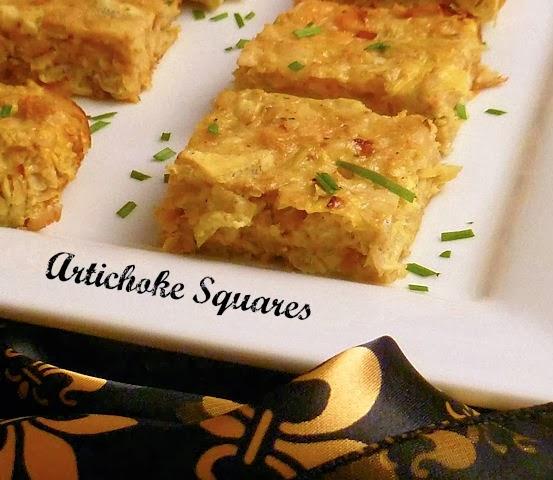 Artichoke Squares | Ms. enPlace