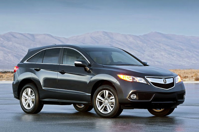 2013-Acura-RDX-Exterior-Front