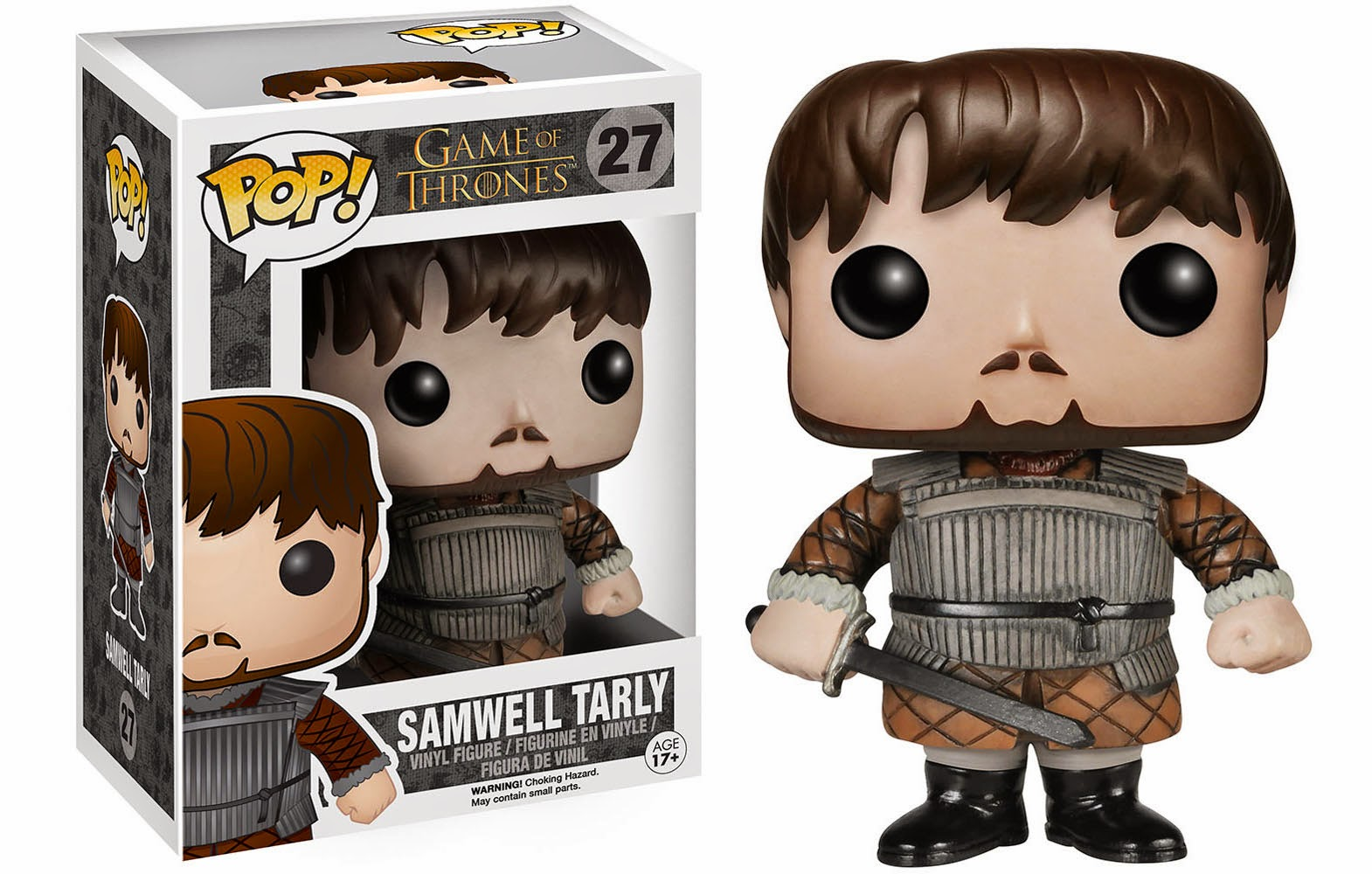 Funko Pop! Samwell Tarly