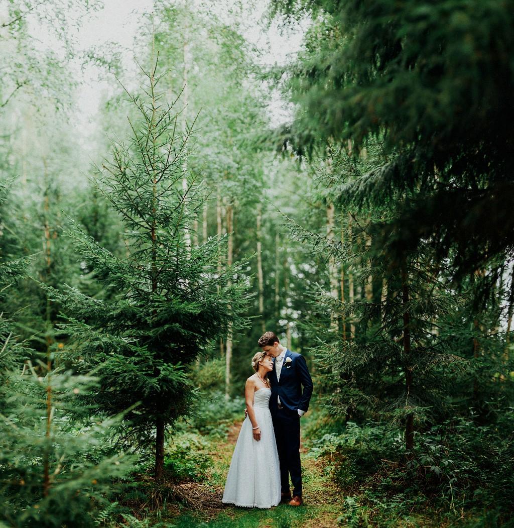 Bröllopsfotograf i Dalarna | Borlänge | Torsång