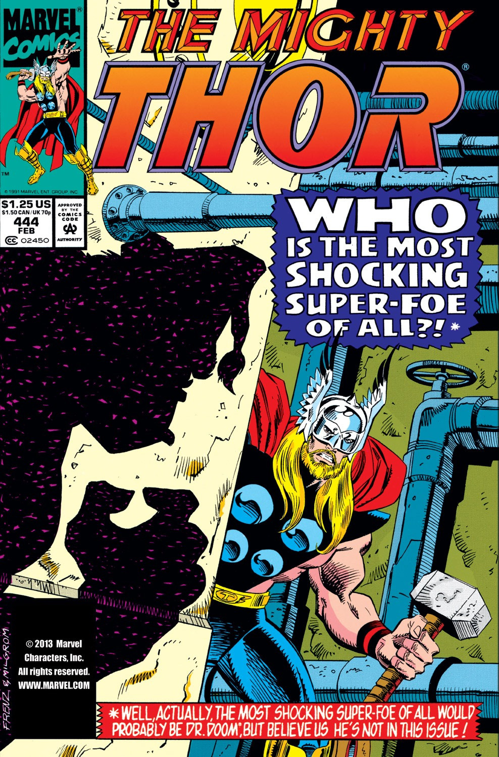 Thor (1966) 444 Page 1