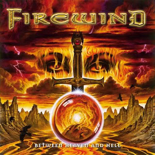 Firewind between heaven and hell 2002