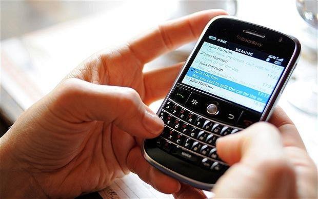 Awas, Blackberry Bisa Bikin Kulit Gatal! [ www.BlogApaAja.com ]