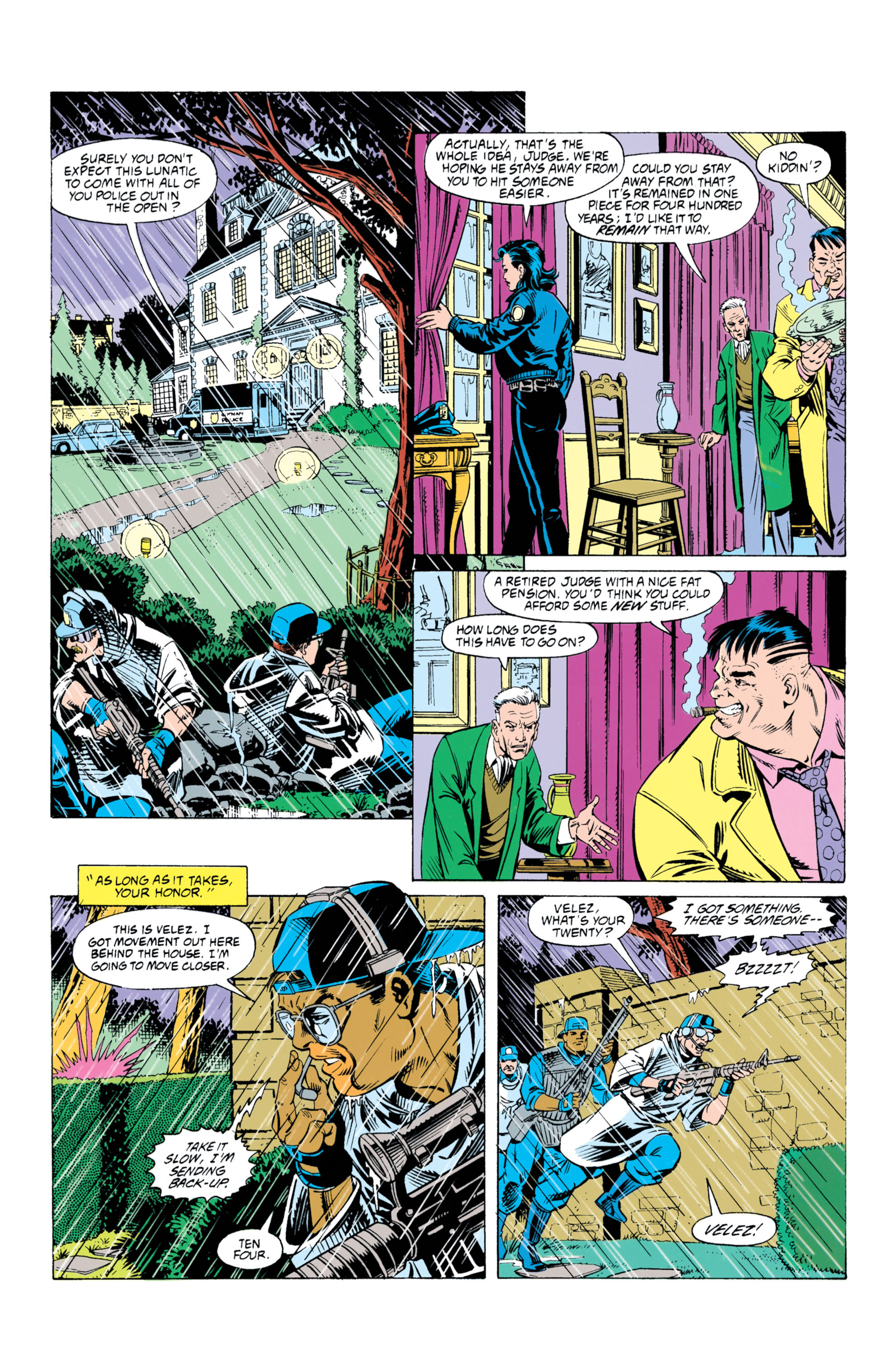 Detective Comics (1937) Issue #645 Page 16