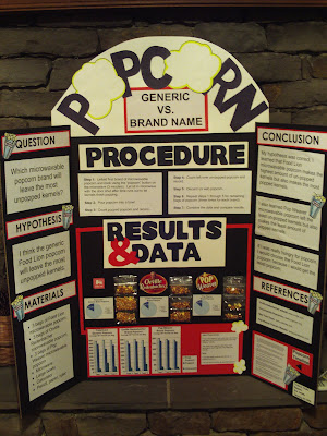 Science Fair Projects with Pop http://coloradohomefront.blogspot.com/2011/04/science-fair-success.html